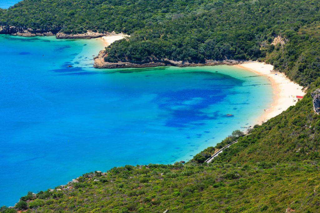 Arrábida beach